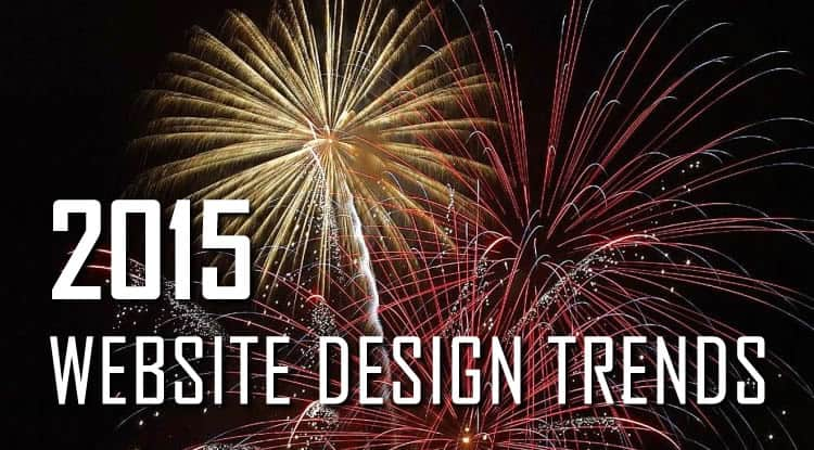 2015 Website Design Trends by New Sky Websites, WI