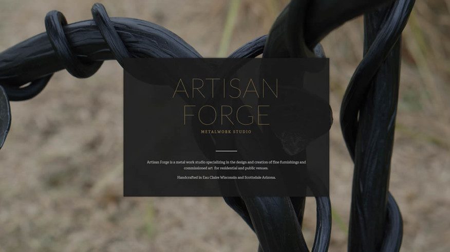 Artisan Forge Metalwork WI