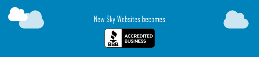 New Sky Websites BBB Accredited
